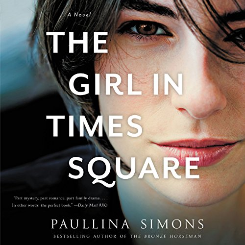 The Girl in Times Square audiobook cover art