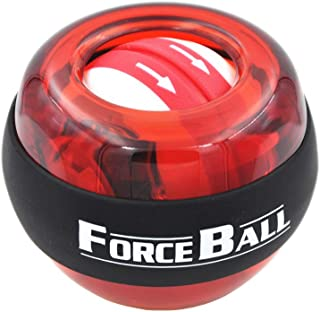 Wincspace Wrist Trainer Power Arm Strengthener Essential Gyroscopic Wrist and Forearm Exerciser Ball