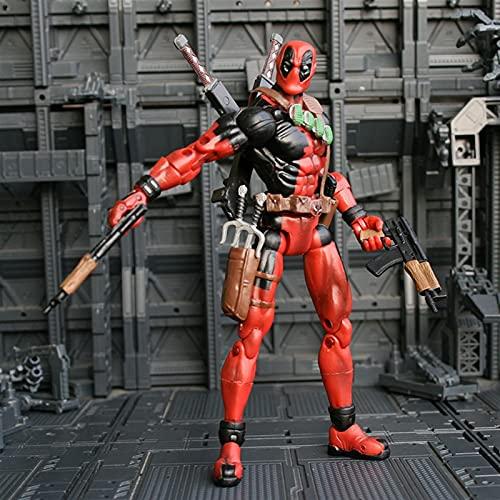 YSDSPTG Action Figure Deadpool 6' Action Figure Loose Rare