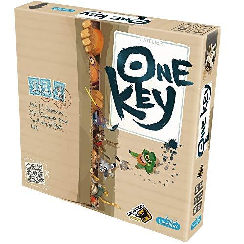 One Key Galápagos Jogos Multicor