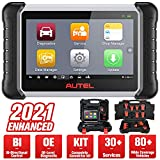 Autel MaxiPRO MP808K OBD2 Diagnostic Scanner, 2021 Newest Upgraded of MP808, Same as MaxiSys MS906, Active Test, Key Coding, Bi-Directional, OE All Systems Diagnostics, Oil Reset, EPB, SAS, DPF, BMS