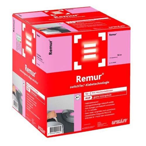 Remur 45 Spezial Sockelband für PVC-Weichsockelleisten 50m