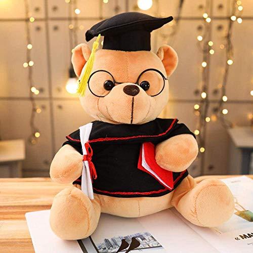 18-35Cm lindo Dr. Oso de peluche suave peluche oso animal muñeca regalo graduación decoración del hogar para niños niñas Wj514-35Cm_2_China chuangze