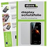 dipos I 2X Schutzfolie matt kompatibel mit Huawei G8 Folie Bildschirmschutzfolie