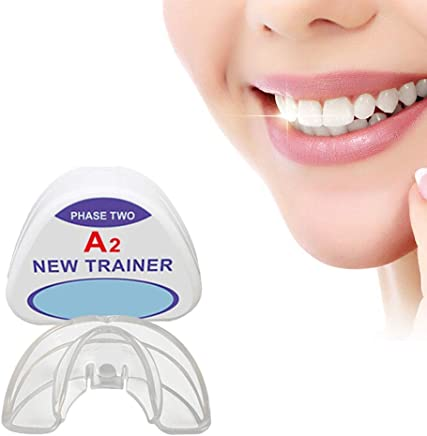 e48e8ee42cf84 Slinlu Dispositif de retenue orthodontique, Bretelles dentaires  orthodontiques, Appareil orthodontique pour Garde buccale Dentaire