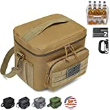 DBTAC Tactical Lunch Bag, Large Insulated Lunch Box for Men Women Adult | Durable School Lunch Pail...