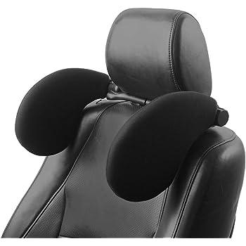 Verstellbar Autositz Nackenkissen KNMY Auto Kopfst/ütze Kinde Auto Kopfst/ütze Nackenst/ütze Auto Hals Kissen mit einziehbare St/ützstange f/ür Kinder und Erwachsene