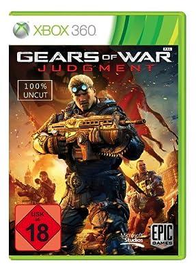Gears of War Judgment - Microsoft Xbox 360