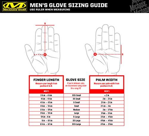 Mechanix Wear – Original Covert Tactical Gloves