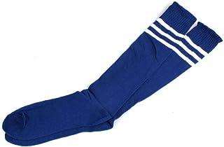 Calcetines Para Mujer 4 Pares De Medias Por Encima De La Rodilla Niñas Mujeres Animadora Calcetines Mujer Barato Azul
