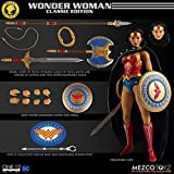 Mezco Toys One: 12 Collective DC Wonder Woman...