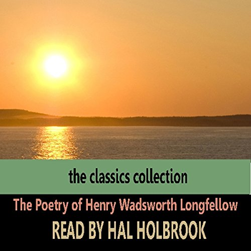 The Poetry of Longfellow audiobook cover art