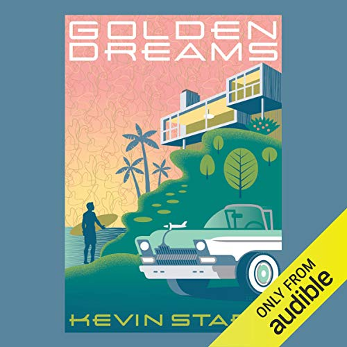 Golden Dreams audiobook cover art