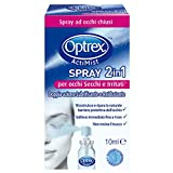 OPTREX Collirio Spray Actimist 2in1 per Occhi Secchi e Irritati