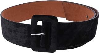 Fashion Wide Belt Waistband Velvet Design Female Dress Belts Women