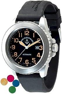 Zeno - Zeno-Watch Reloj Mujer - Jumbo Biker Automática stainless SET - 6412-a15-SET
