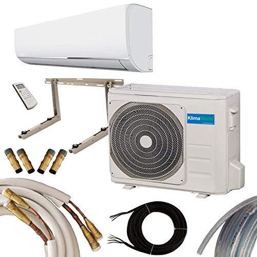 Split-Klimaanlage Klimaworld NEXA S4E 24000BTU 7,2kW 5m Quickleitung