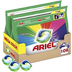 Ariel Pods detergente lavadora