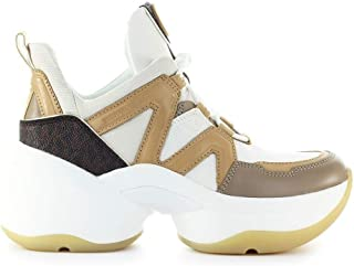 Luxury Fashion Womens 43T9OLFS1D827 Gold Sneakers | Fall Winter 19