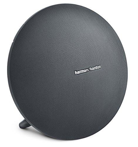 Harman/Kardon Onyx Studio 3 60W Grau - Tragbare Lautsprecher (4.0 Kanäle, 2 cm, 7,5 cm, 60 W, 50-20000 Hz, 80 dB)