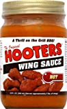 Hooters Sauce Wing Hot
