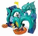 Fisher-Price Imaginext Sea Dragon Island