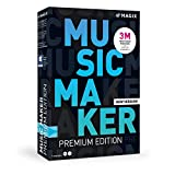 MAGIX Music Maker - 2020 Premium Edition - More Sounds. More Possibilities. Simply Create Music
