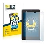 BROTECT Schutzfolie kompatibel mit Asus FonePad 7 ME373CG (2 Stück) klare Bildschirmschutz-Folie