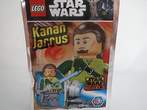 LEGO Star Wars Figur Kanan Jarrus mit blauem Laserschwert - Limited Edition - 911719 - Polybag -