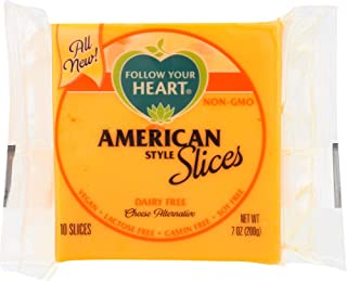 Follow Your Heart (NOT A CASE) American Style Cheese Alternative Slices