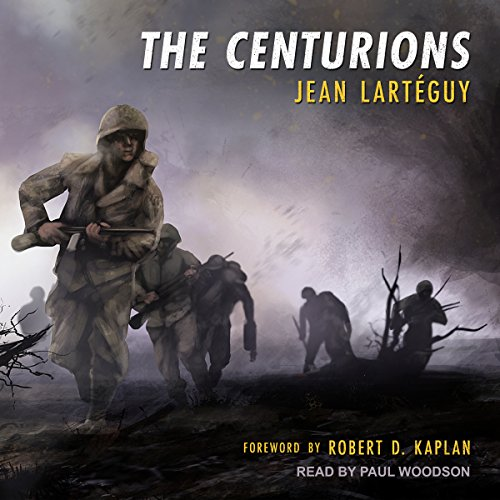 The Centurions audiobook cover art