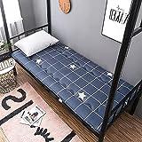 Colchones Colchón de piso Colchón Futón, 6 cm de espesos Tatami Mat Durmiendo, cama para niños Cama plegable, Tatami Mat, almohadilla para dormir, enrollar el estera de dormir futón para el dormitorio