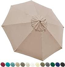 Best hampton bay replacement umbrella canopy Reviews