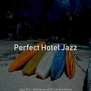 Jazz Trio - Background for Luxury Hotels