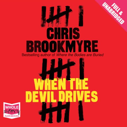 When the Devil Drives audiobook cover art