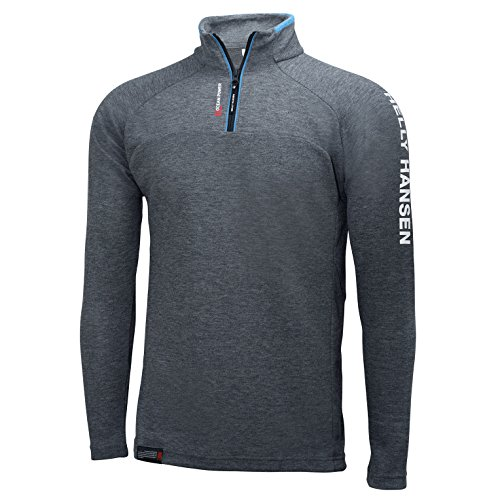 Helly Hansen Hp Pull montant 1/2 zip Homme 597 Navy FR : XXL (Taille Fabricant : 2XL)