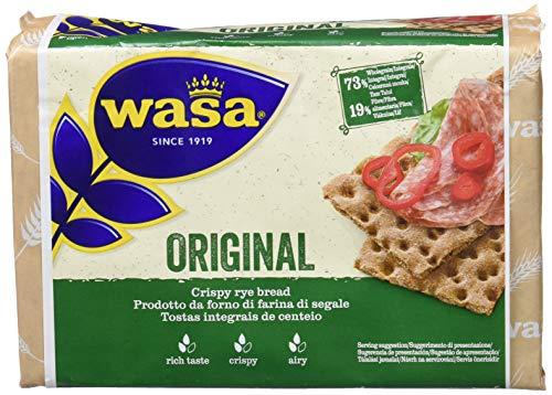 Wasa Original, Fette di Pane di Segale Croccante, 275g
