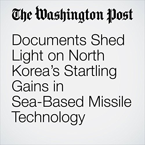 Documents Shed Light on North Korea's Startling Gains in Sea-Based Missile Technology copertina