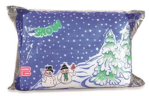 Riffelmacher Schneevlies 14161-200x50cm - Kunstschnee Schneematte Watte Dekoschnee Weihnachten Dekoration Weihnachtsdeko