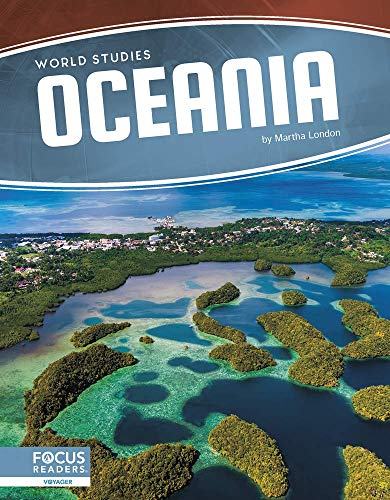 Compare Textbook Prices for Oceania 9781644933954  ISBN 9781644934029 by London, Martha
