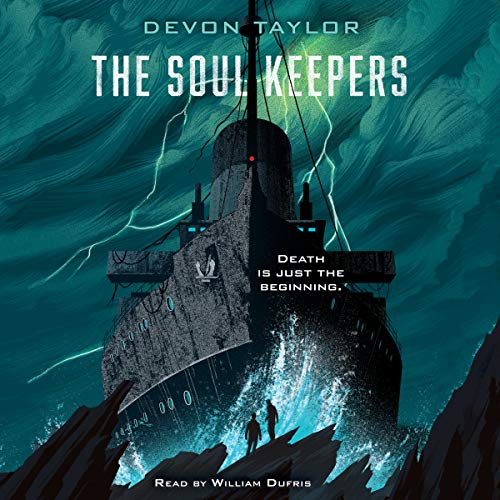 The Soul Keepers audiobook cover art