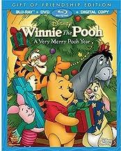 Winnie The Pooh: A Very Merry Pooh Year (2 Blu-Ray) [Edizione: Stati Uniti] [Reino Unido] [Blu-ray]