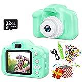 2021 más nueva cámara Selfie de los niños, 20MP 1080p cámaras...