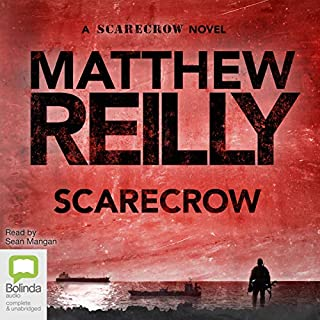 Scarecrow                   By:                                                                                                                                 Matthew Reilly                               Narrated by:                                                                                                                                 Sean Mangan                      Length: 12 hrs and 47 mins     190 ratings     Overall 4.7