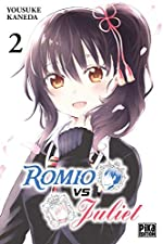 Romio vs Juliet T02 d'Yousuke Kaneda