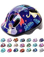 meteor® fietshelm kinderhelm MTB scooter helm helmet voor downhill scheidingshelm mountainbike inliner skatehelm BMX fietshelm jongens meisjes Fahrradhelmet bike