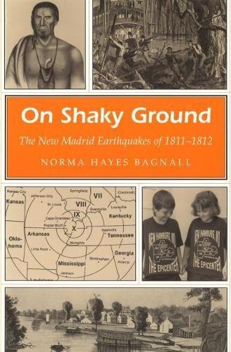 On Shaky Ground: The New Madrid Earthquakes of 1811-1812 (Missouri Heritage Readers)
