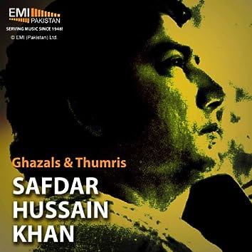 Safdar Hussain Khan - Ghazals & Thumris