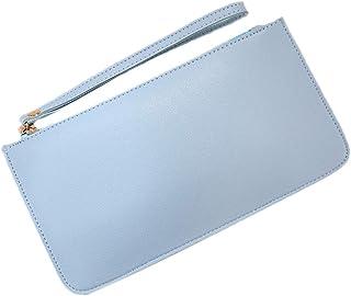 Accessoires Mode carte de crédit cas portefeuille sac organisateur titulaire Jaune Blancho Bedding Électronique