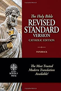 Revised Standard Version - Catholic Edition Bible (Quality Paperbound): Standard Print Size